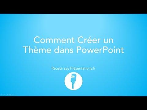 Comment Créer un Template PowerPoint