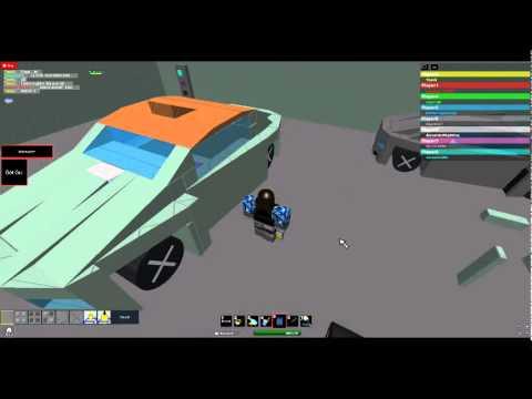 Roblox Build And Race How to Build Mega's Custom Car 1 Part 2