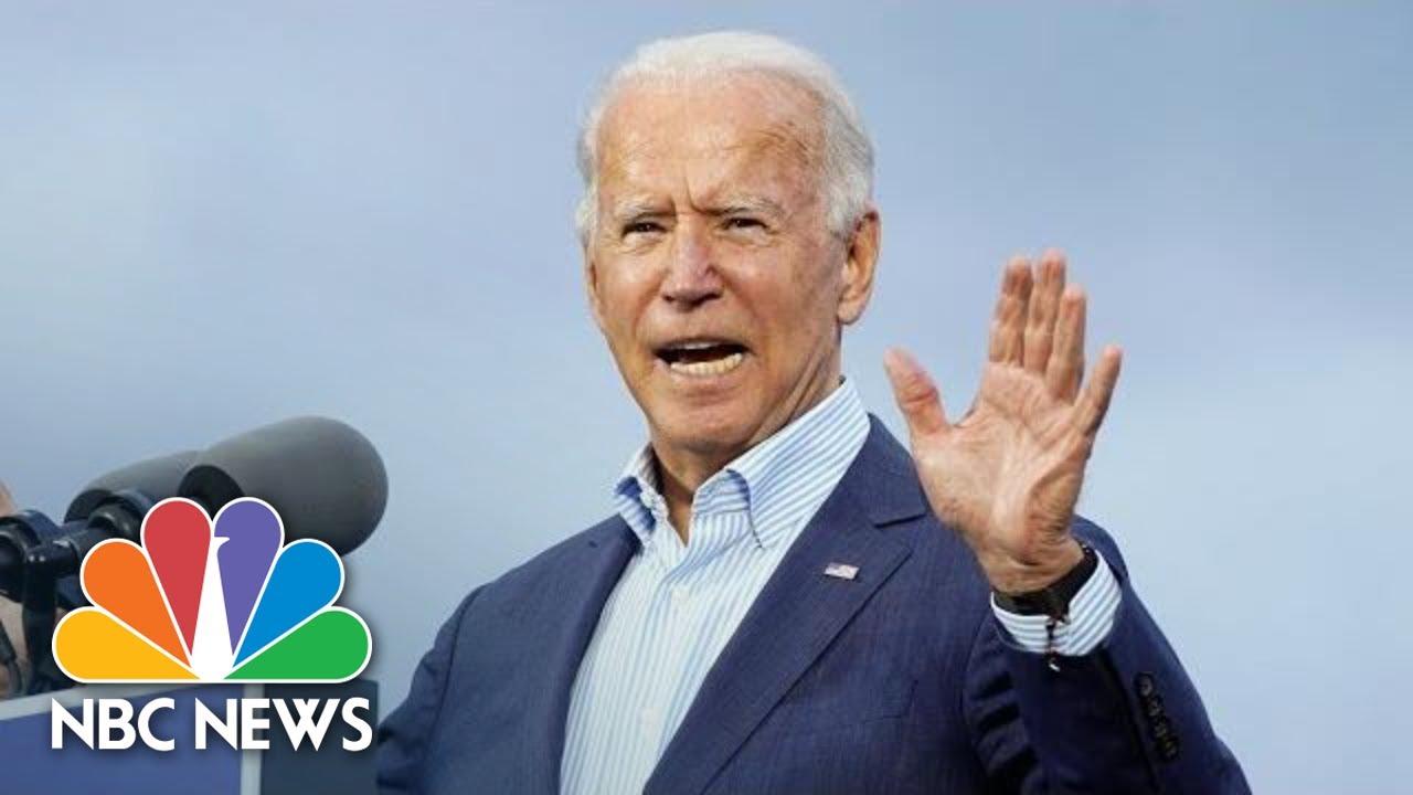 Biden Delivers Remarks In Ohio   NBC News
