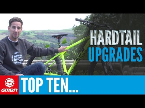 Top 10 Hardtail Set Up and Upgrades | GMBN Hardtail Week