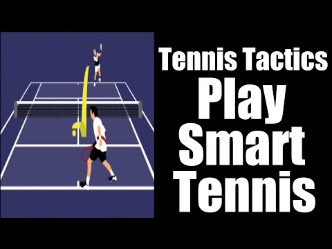 Tennis Tactics | How To Play Smart In Matches