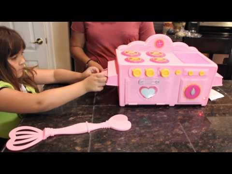 Lala Loopsy Easy Bake Oven- Review