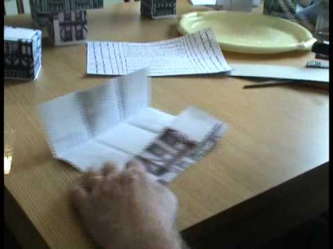 Tony Wilson Paper technology Making a Tudor House