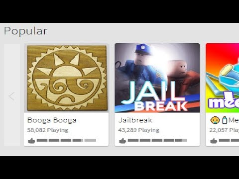 This Game is More Popular Than Jailbreak | ROBLOX