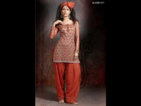 Readymade Wedding Salwars