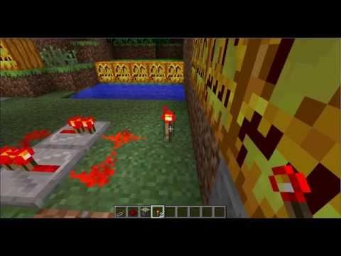 Minecraft Duplication Glitch 1.2.5 Minecart Rails