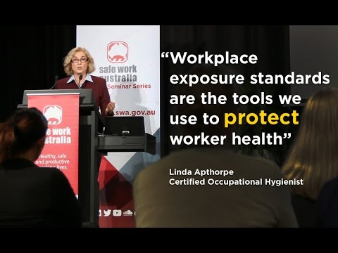 Workplace exposure standards and how to use them