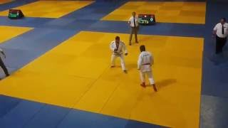 Percy Kunsa-france(red) Vs.  Ivan Nastenko-ukraine(blue)