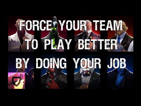 Dota 2: How to be a BOSS - Make Your Team Play Better by Doing Your Job | How To Play Dota 2