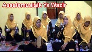 Assalamualaik Ya Wazir Group Hadroh Al-Barokah Kedaton | Dirgahayu RI ke 72