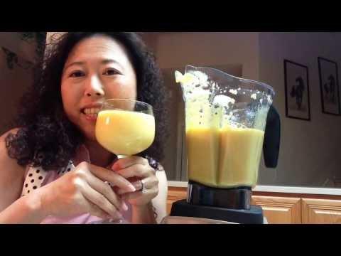 How to make Homemade Orange Juice using Vitamix