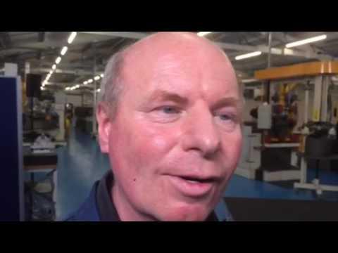 Bath factory worker John Labus