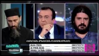 TV მაესტრო გადაცემა ,,ფაქტორი,, სტუმრად დიმიტრი ლორთქიფანიძე 08.10.2015 (პირველი ნაწილი)