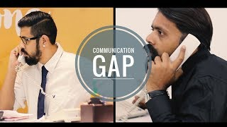 Communication Gap | Bekaar Films | Hilarious