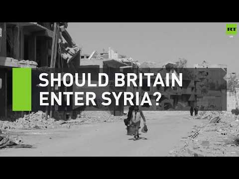 43% of Britons lack appetite for war in Syria