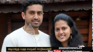 Karun Nair's family react to his triple century
