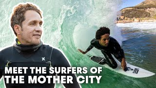 Exploring The World-Class Waves of Cape Town With The City's Best Surfers | Made In South Africa Ep1