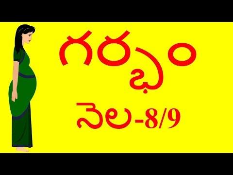 Pregnancy | Telugu | Month 8