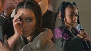 North West Makes Mom Kim Kardashian CRY