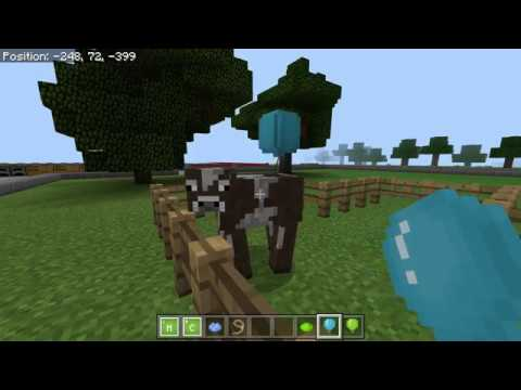 How to make latex and balloons in Minecraft