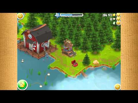 New Fishing in Hayday