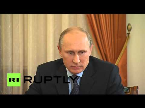 Russia: Putin offers help to Afghanistan after international troop withdrawal