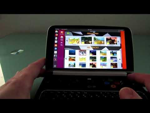 Ubuntu on the GPD Win 2