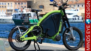 5 AWESOME SCOOTERS and E BIKES That Could Change How You Travel 15◄