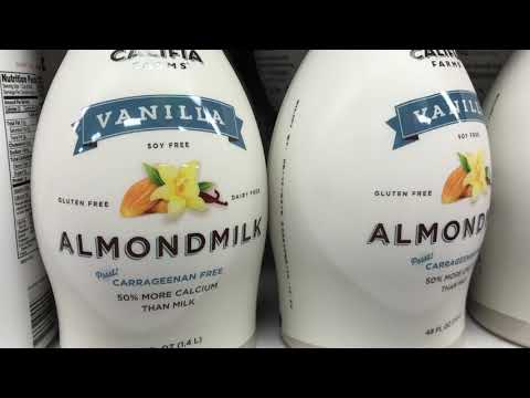 FREE Almond Milk-The Coupon Queen😎