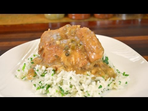 Crock Pot Recipe |Southern Smothered Chicken Recipe |Cooking With Carolyn