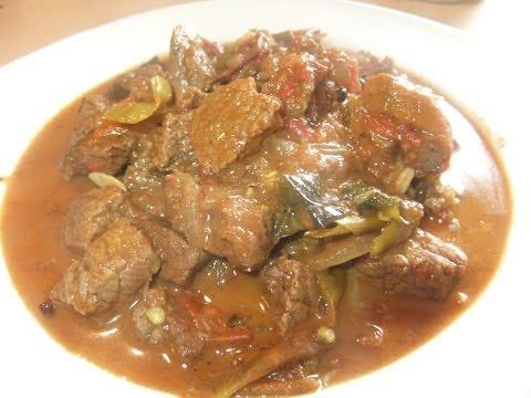 Beef Curry (Sri Lankan Style)