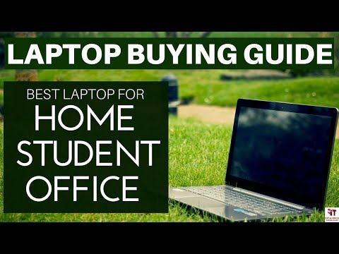 LAPTOP Buying Guide 2017 India | Best Laptop For Business, Office, Students| Laptop Guide For GAMER
