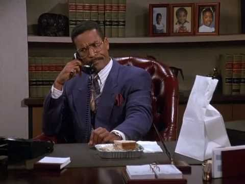 Jackie Chiles perfect attorney