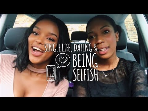 CHEEKY CHAT  | SINGLE LIFE, DATING & BEING SELFISH