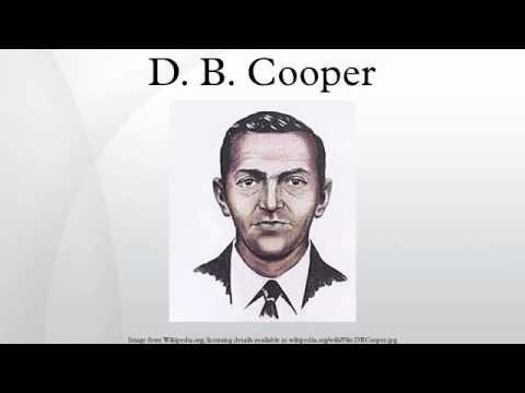 D. B. Cooper