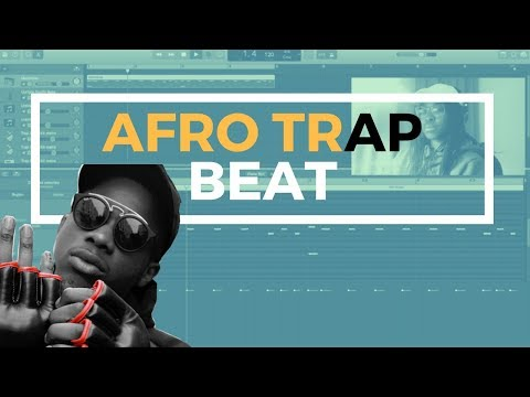 How To Make  Afro Trap  / MHD TYPE BEAT