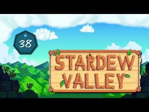 Stardew Valley - 38 - Open Door Force Field