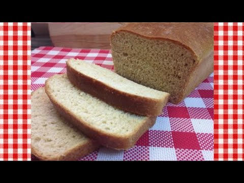 Fresh Milled Whole Wheat Bread Recipe ~ Noreen's Kitchen