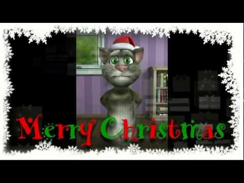 Talking Tom Sings The Christmas Song (Nate King Cole)