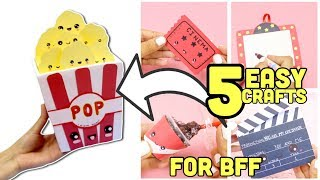 Download EASY Crafts To Do when you are BORED YOU´VE EVER SEEN BEFORE perfect gift ideas for best friends Video