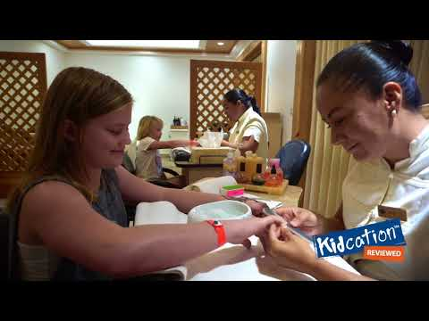 Kidcation tester Jayda takes us on a tour of the Royal Solaris Los Cabos   Sunwing.ca
