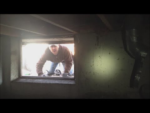 Detecting Under Old House Ep. 1