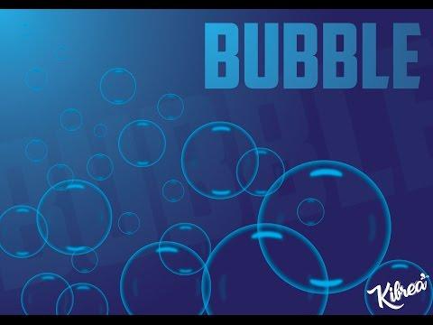 how to make bubble illustrator tutorial