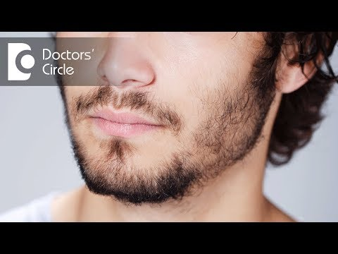 Can vitamin tablet help to increase facial hair in individuals with no beard?-Dr. Aruna Prasad