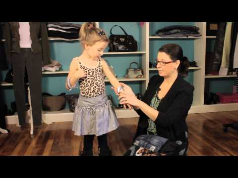 What Do Rock & Roll Clothes for Young Girls Look Like? : Rockin' Style Tips