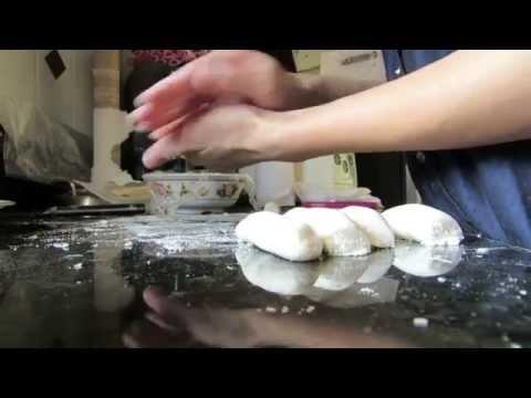 How to Make Tang Yuan (Glutinous Rice Balls) 汤圆 w/Peanut Butter Filling