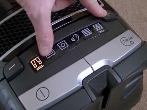 Miele S8 Power Plus Vacuum Cleaner For Sale on Ebay U.K.