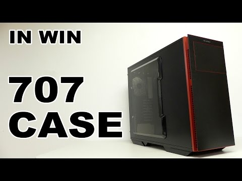 In Win 707 Case (Gaming Version) Review