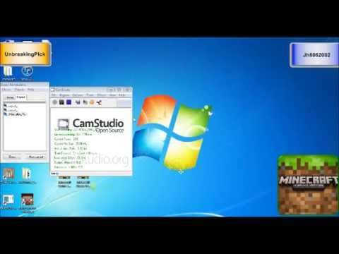 How To Add Screen Annotations Using CamStudio - Easy