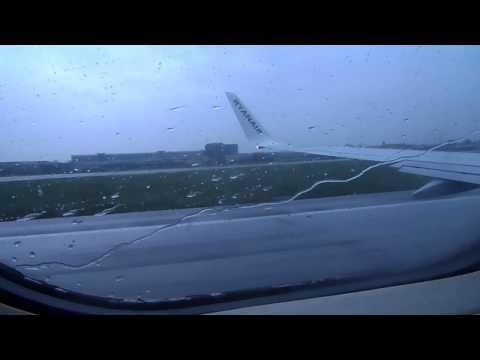 Take off from Milan Bergamo airport